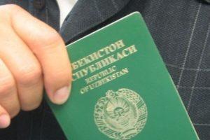 Xorijdan turib pasportni almashtirish mumkinmi?