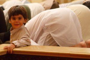 Bolalarning masjidga borishi noqonuniymi?
