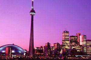 Toronto, Kanada © wallcoo.com